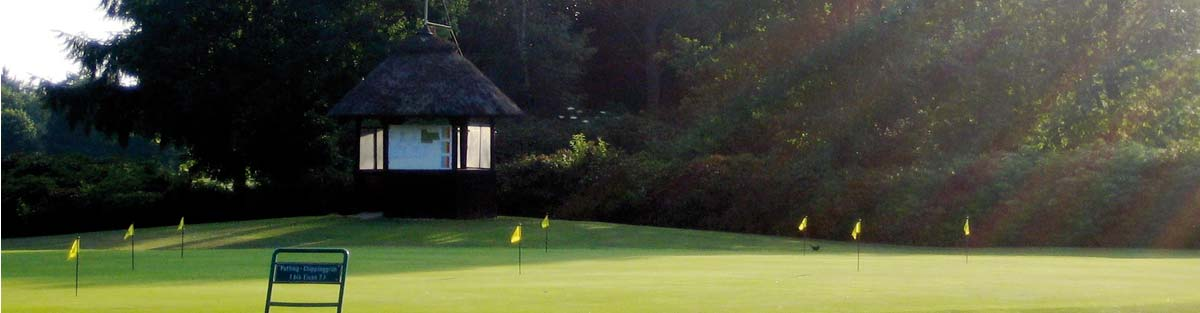 GC Ostfriesland Putting-Green